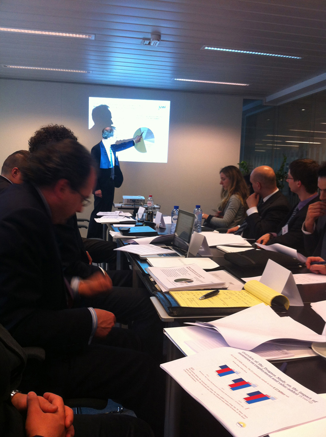 PETAWATT ENERGIA participa la Brussels la invitatia Mayer Brown Europe