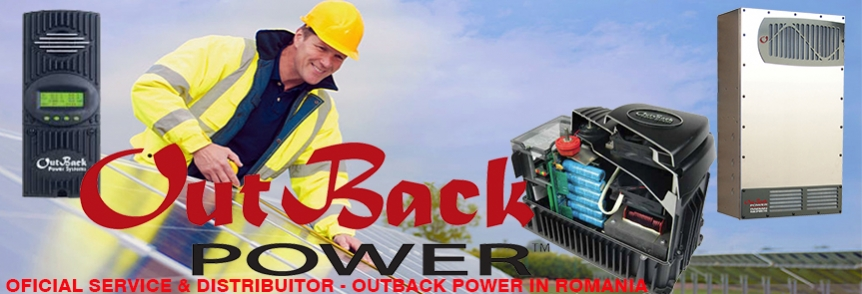 Oficial Service si Distribuitor Outback Power in Romania