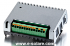 Sensor Interface Option S0 input, multifunctional relay