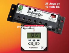 SunSaver Duo SSD-25RM with Meter