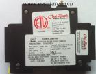 OBB-10-125VDC-DIN prot. 10ADC