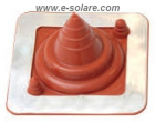 Rama de etansare Silicon rosu ETS 05
