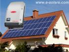 Kit Fotovoltaic MF ** On-grid 3,38 Kwp - Fronius Galvo 3.1-1 (3100W)