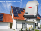 Kit Fotovoltaic MF ** On-grid 3,64 Kwp - Fronius Primo 3.5-1 (3500W)