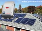 Kit Fotovoltaic TF On-grid 3,9 Kwp - Fronius Symo 3.7-3-S (3700W)