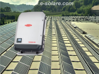 Kit Fotovoltaic TF On-grid 28,6 Kwp - Fronius Eco 27.0-3-S (27000W)