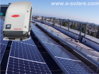 Kit Fotovoltaic TF On-grid 14,28 Kwp - Fronius Symo 12.5-3-M (12500 W)