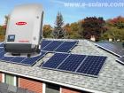 Kit Fotovoltaic TF On-grid 5,20 Kwp - Fronius Symo 5.0-3-M (5000W)