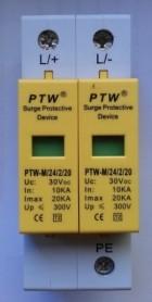 Descarcator tensiune (arestor) PTW-M24/2/20