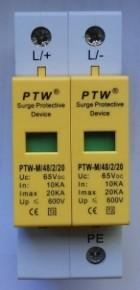 Descarcator tensiune (arestor) PTW-M48/2/20