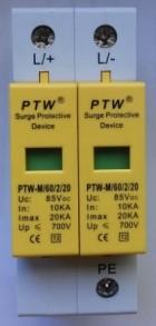 Descarcator tensiune (arestor) PTW-M60/2/20