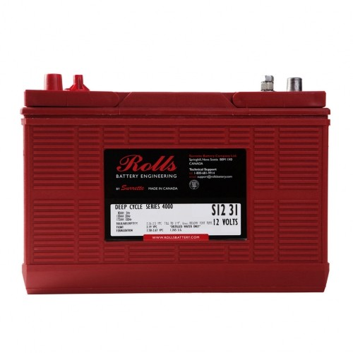 Battery Rolls Solar 4000 - S170 / S12 31