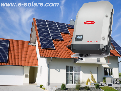 Kit Fotovoltaic MF ** On-grid 3,41Kwp - Fronius Primo 3.0-1 (3000W)