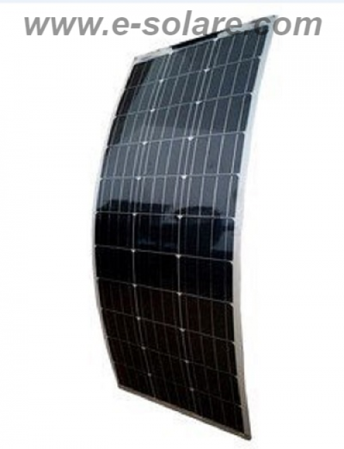 Panou flexibil e-Solare 100W Monocristalin